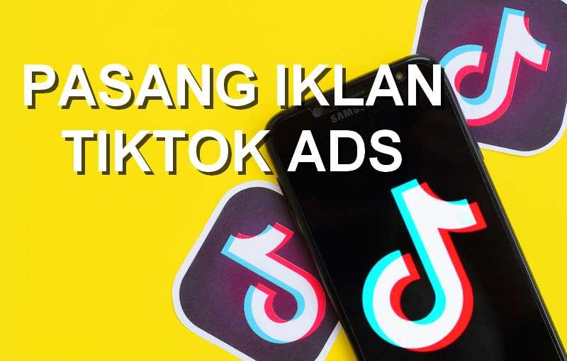 Cara Pasang Iklan TikTok Ads dan Jenis Iklan (digital38.com)