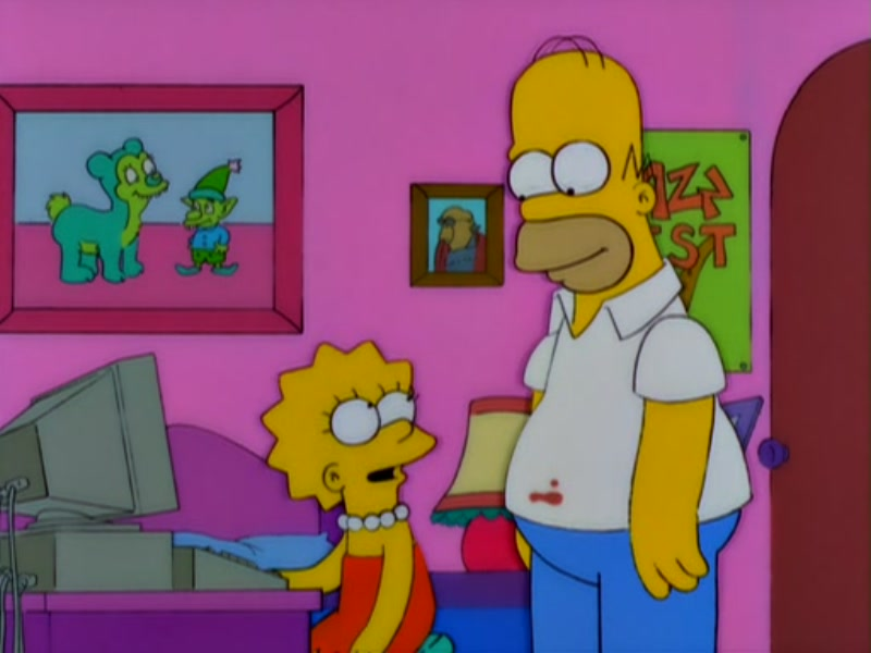 Watch The Simpsons Online: The Simpsons - Season 11