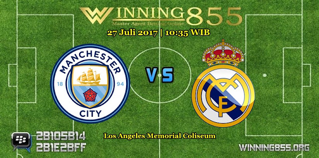 Prediksi Skor Manchester City vs Real Madrid