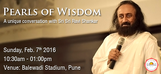 Pearls of Wisdom with Sri Sri