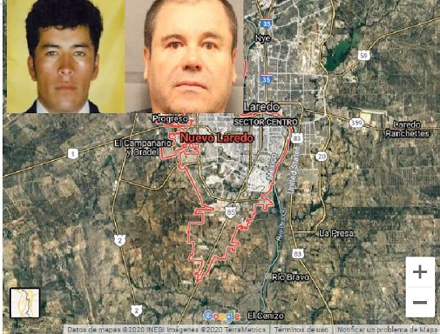 """Era """"El Neron"""" del narco Heriberto Lazcano lo dijo  prefiero ver el país en llamadas antes que perder la plaza de Nuevo Laredo contra El Chapo"""