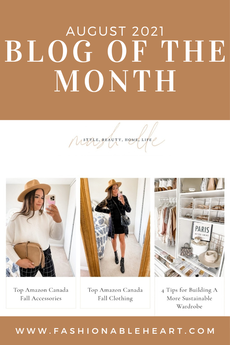 bblogger, bbloggers, lifestyle blogger, canadian blogger, featured blog, mash-elle, blog of the month