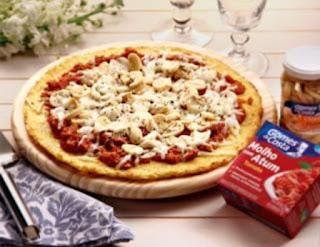 Pizza de Atun