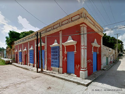 La antigua hacienda de Dzibalchén, Campeche. Extraordinario ejemplo de arquitectura vernácula. Noticias en tiempo real