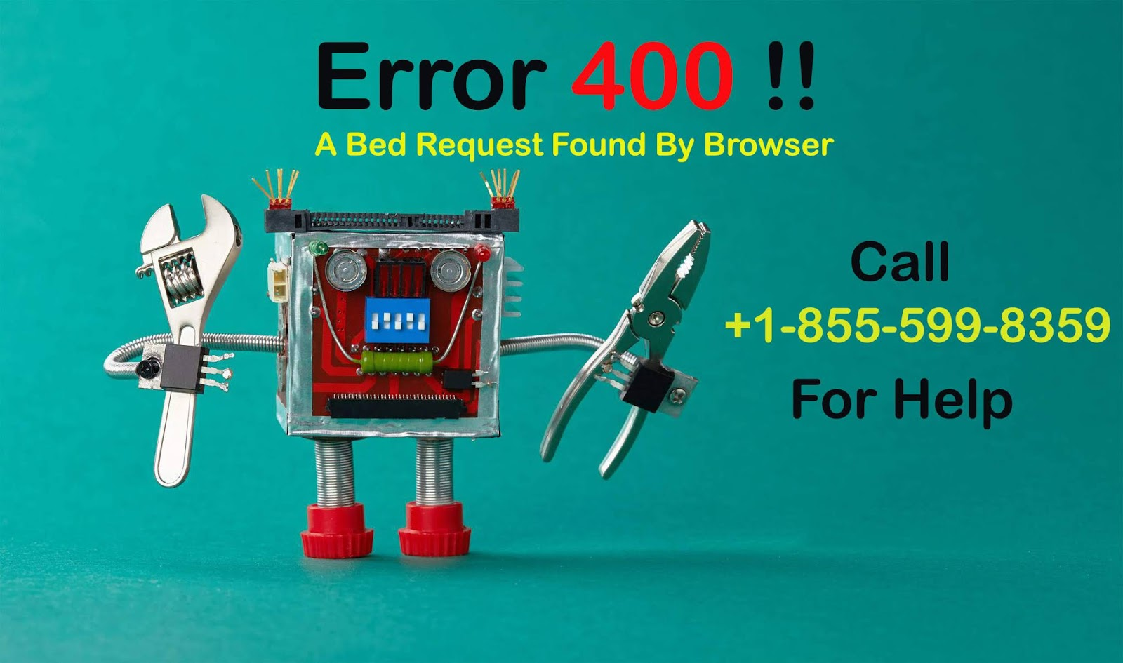How to Get Rid of AOL 400 Bad Request? | +1-855-599-8359