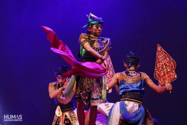 Banteng Krido, Membuka Festival Jaranan Terbuka Kabupaten Trenggalek ke-24
