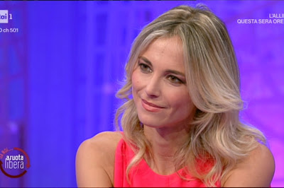 Francesca Fialdini da noi a ruota libera 1 novembre
