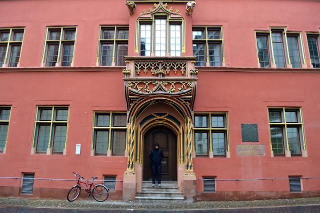 casa de Erasmus de Rotterdam, Friburgo, Alemania, Selva Negra