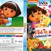 Capa DVD Dora Aventureira Festa De Cachorrinhos