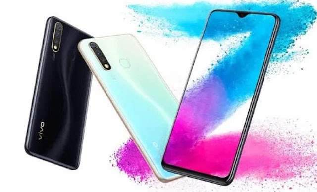 Vivo Z5i with triple rear cameras, 5,000mAh battery launched in China