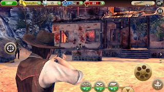 Free Download Game Six-Guns 2.9.0h MOD APK (Unlimited Money) Terbaru 2018