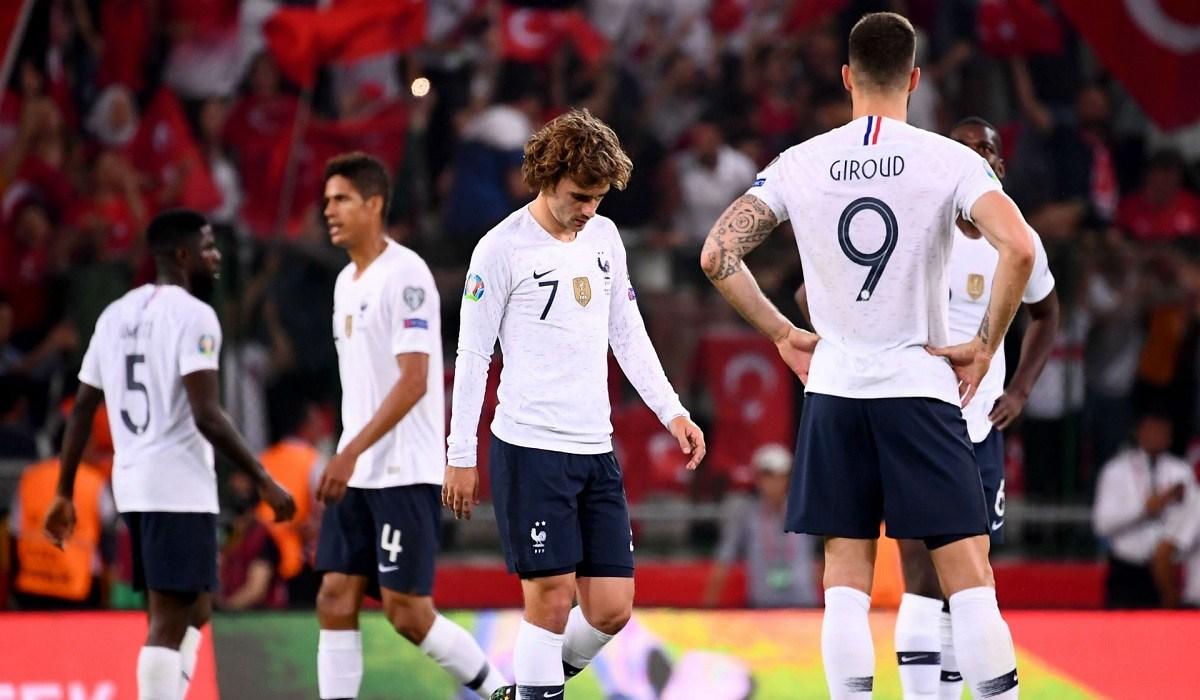 نتيجة مباراة فرنسا واندورا بتاريخ 10-09-2019 التصفيات المؤهلة ليورو 2020