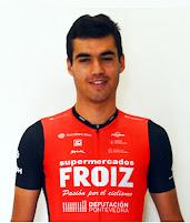 Ciclismo Aranjuez Daniel Jiménez