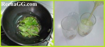 Make Masala Chaas At Home