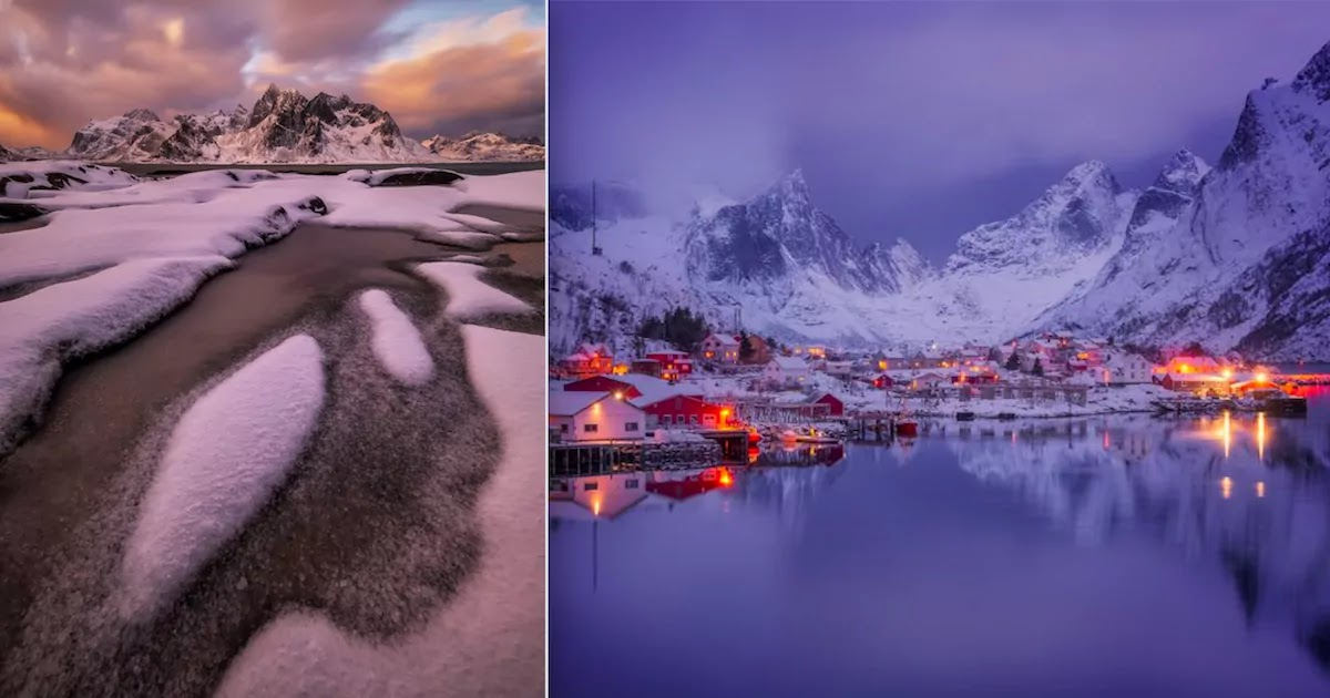 33 Amazing Photographs Of Icy Landscapes That Will Make You Fall In Love With Winter