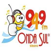 Ouvir agora Rádio Onda Sul 94,9 FM - Vilhena / RO