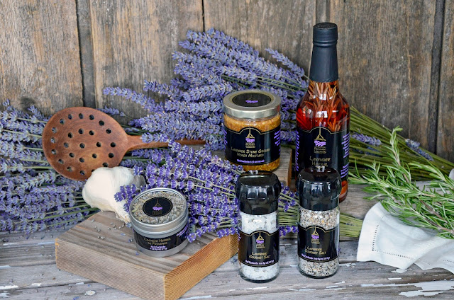 Savory Culinary Products for the Kitchen from Pelindaba Lavender