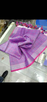 Adorable linen dupattas with Zari design, tissue linen, buti design, checks, shibori design, strap design | lenin, linin