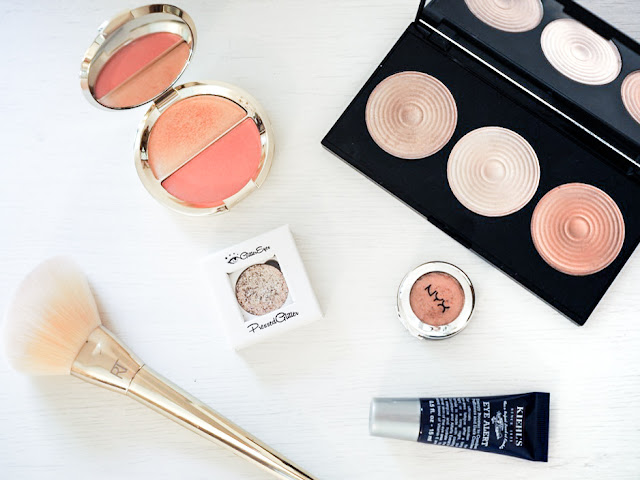 August Makeup Favourites