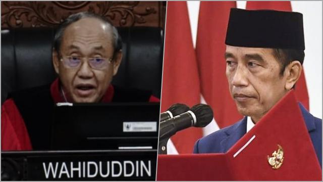 Hakim MK Wahiduddin Adams Sentil Jokowi yang Tak Teken UU KPK Hasil Revisi