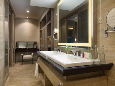 Kamar Mandi Presidental Suite Room