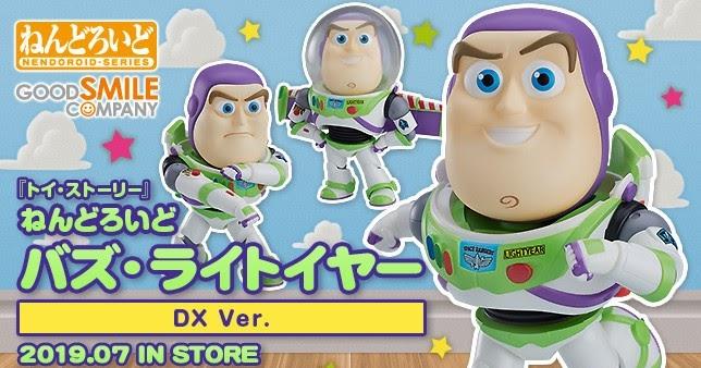 Good Smile Company Japan New*** Nendoroid TOY STORY Buzz Lightyear Standard Ver