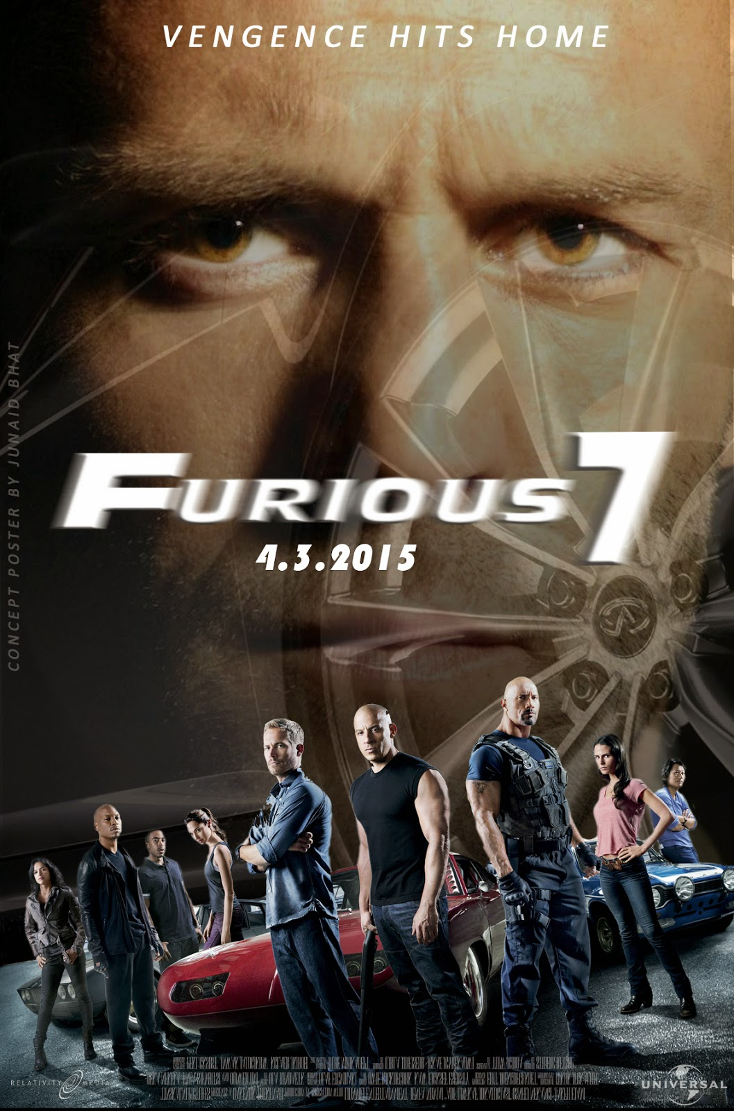 Fast And Furious 7 Full Movie Online