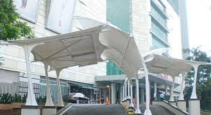 harga kanopi kain dan tenda membrane di tangerang mulai dari 650.000 sampai dengan 950.000