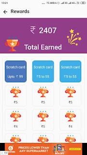 AppBrowzer Unlimited Earning Proof