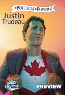 Justin Trudeau - Cover