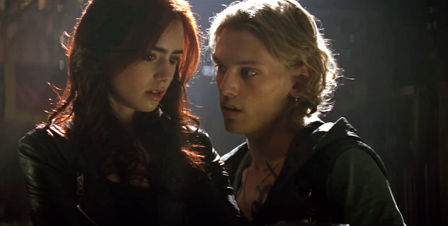 The Angst Report.: The Mortal Instruments: Trailer Of Angst