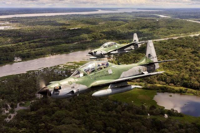 Embraer Super Tucano Hungary