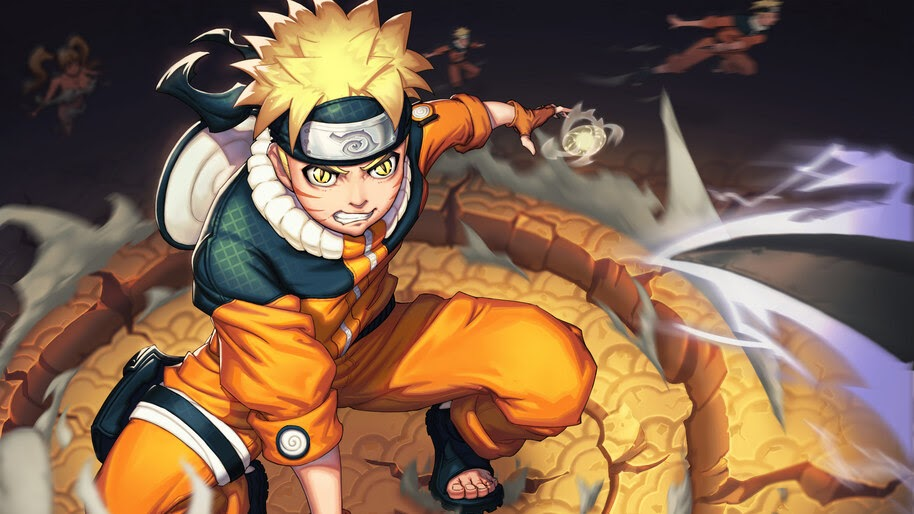 Naruto, 4K, #6.435