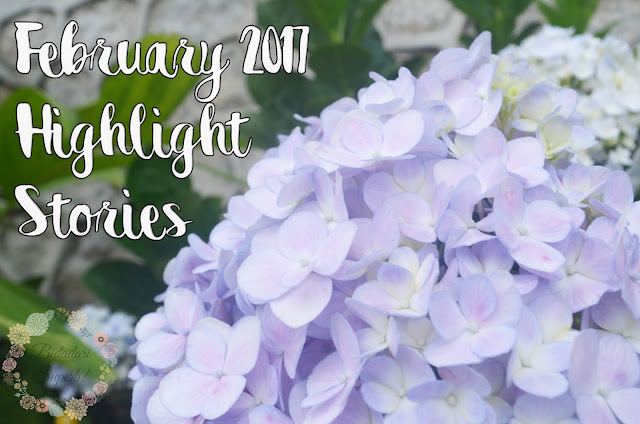 FEBRUARY 2017 HIGHLIGHT STORIES