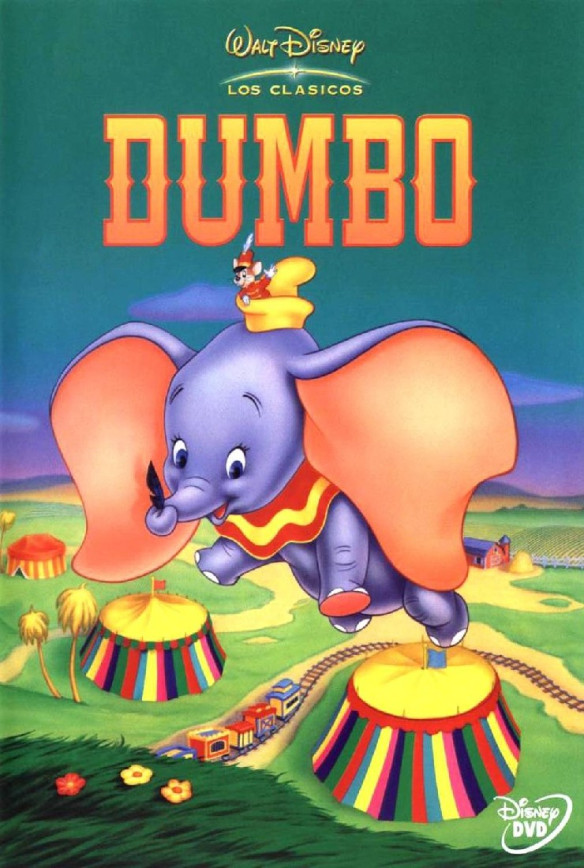 Dumbo [1941] [DVD9] [NTSC] [Latino]