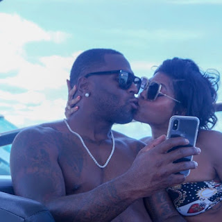 Photos of Taraji P Henson and Kelvin Hayden kissing