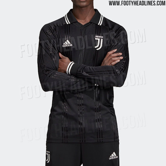best sneakers ff41c abb0f Classy Adidas Juventus 2019-20 Icon Retro Jersey Released ...