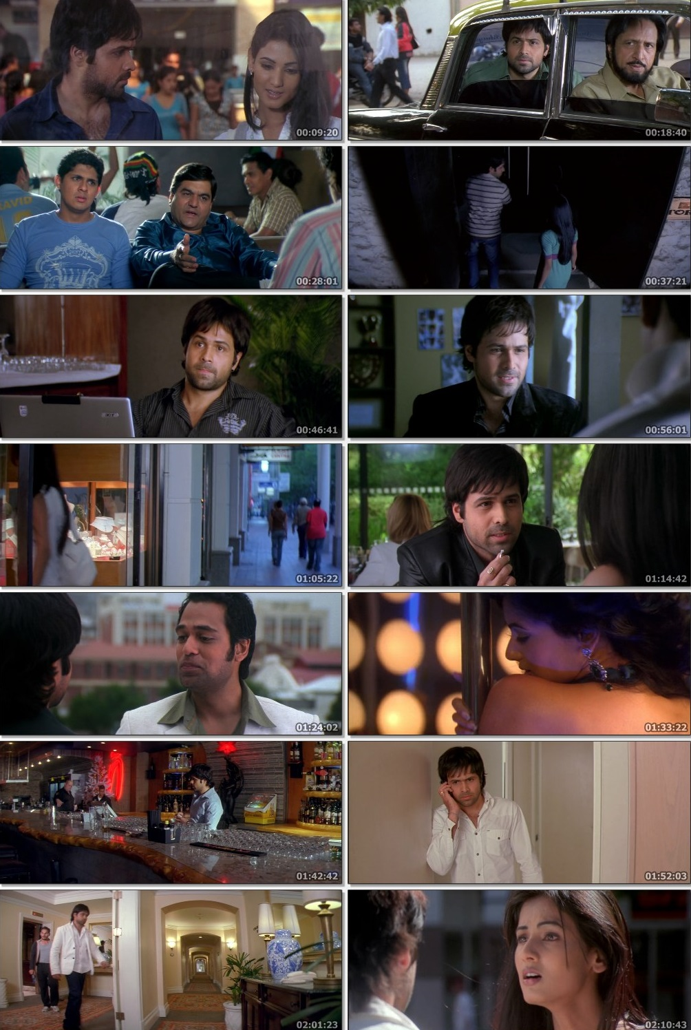 Screen Shot Of Jannat 2008 300MB BRRip 480P Full Hindi Movie Watch Online Free Download