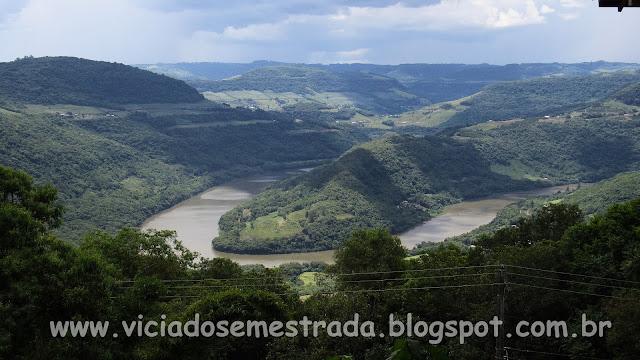 Vista panorâmica do Belvedere Ferradura