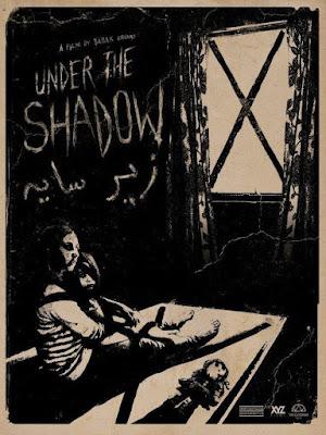 [Crítica] Under the Shadow - Babak Anvari, 2016