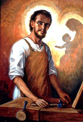 MAY 1st - SAINT JOSEPH THE WORKER - San Ġużepp Ħaddiem