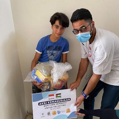 Witjaksono Foundation Buat Aksi Kemanusiaan di Palestina