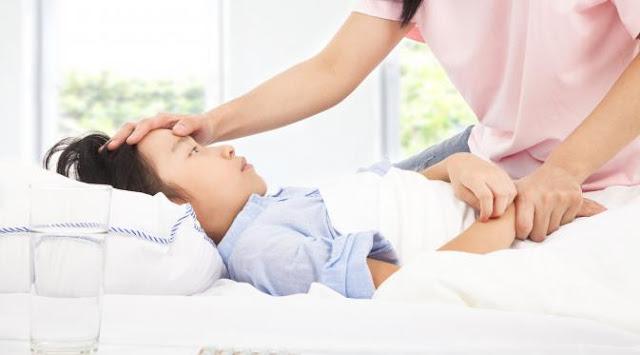 Kejang Demam Anak Tidak Harus Intensif Rawat Rumah Sakit