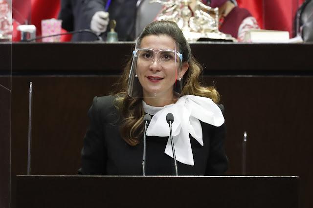 Exhorta Soraya Pérez al Ejecutivo Federal y al gobierno de Tabasco a ejecutar plan hídrico integral