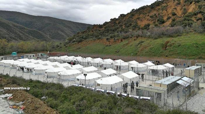 Πενήντα νέοι πρόσφυγες και μετανάστες έφτασαν στο Κλειδί Σιδηροκάστρου