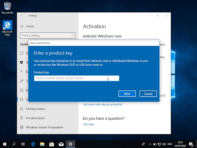 Cara instal Windows 10 Pro untuk pemula-32