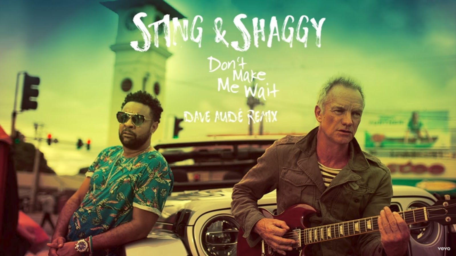 Sting, Shaggy - Don't Make Me Wait (Dave Audé #Remix) | 365 Days