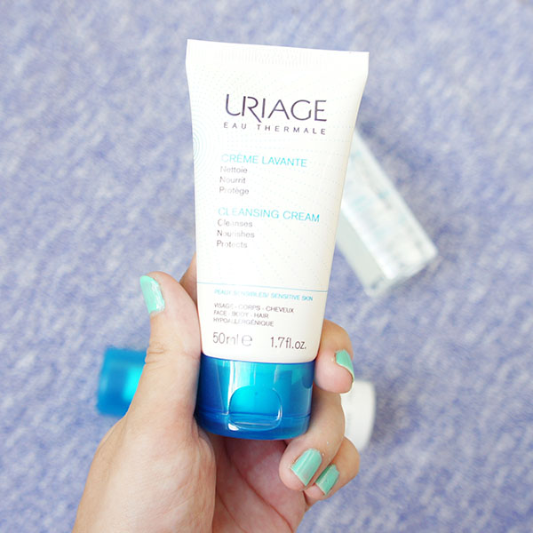 URIAGE Thermal Water Review, URIAGE Thermal Water, URIAGE Skincare, URIAGE Cleansing Cream, Micellar Water,