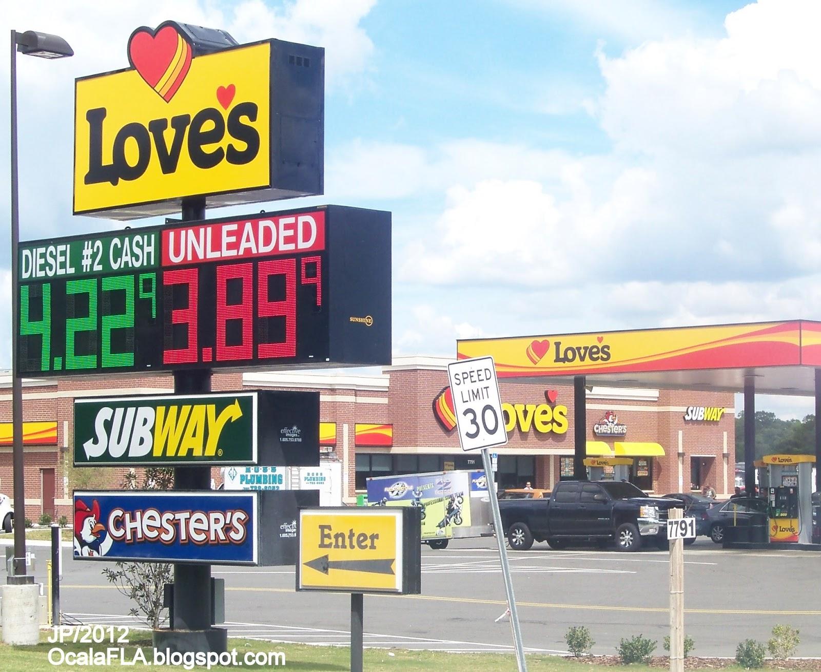 Love S Travel Stop Houston Tx