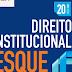 Livro de Direito Constitucional 20ª Edição 2016/17